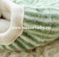 Пеленальные трусики на кнопках Storchenkinder (Шторхенкиндер, Германия)