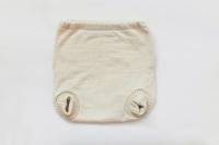 Двухслойные пеленальные штанишки на резинке Наппи