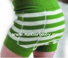 Шерстяные пеленальные штанишки Storchenkinder (Шторхенкиндер, Германия) с высокой талией