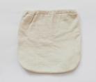 Однослойные пеленальные штанишки на резинке Наппи